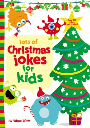 Lots of Christmas Jokes for Kids book image