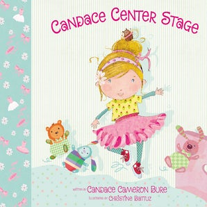 Candace Center Stage book image