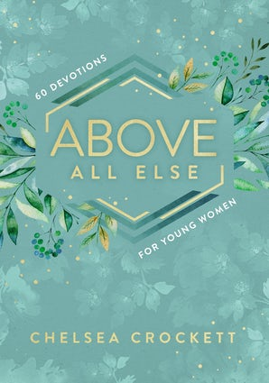 Above All Else book image