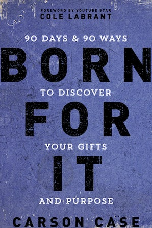 Born For It book image