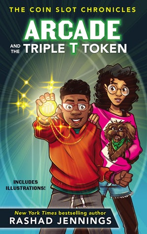 Arcade and the Triple T Token book image
