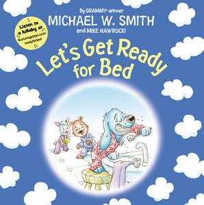 Let's Get Ready for Bed book image