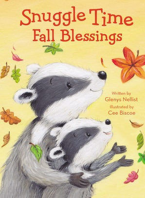Snuggle Time Fall Blessings book image