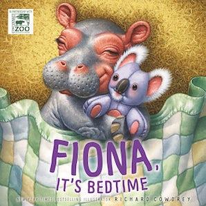 Fiona, It's Bedtime book image