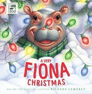A Very Fiona Christmas book image