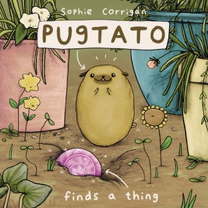 Pugtato Finds a Thing book image