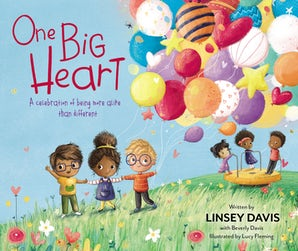 One Big Heart book image