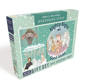 Nighty Night and Good Night Gift Set book image