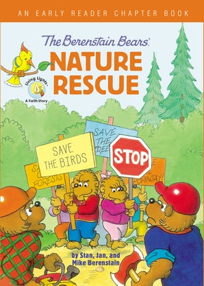 The Berenstain Bears' Nature Rescue book image