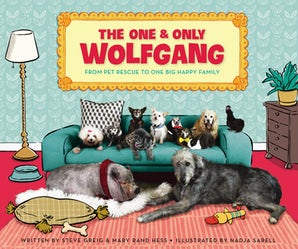 The One and Only Wolfgang book image