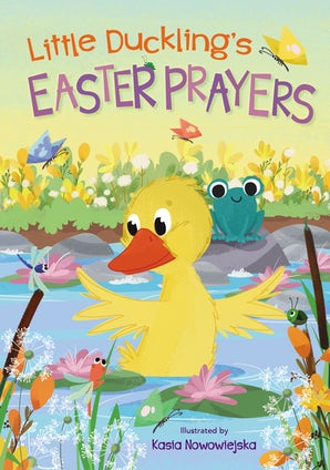 Little Duckling's Easter Prayers book image