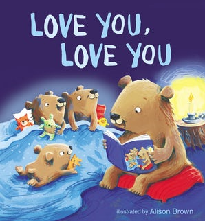 Love You, Love You book image