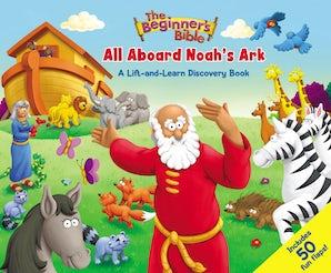 The Beginner's Bible All Aboard Noah's Ark book image