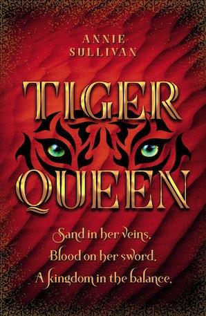 Tiger Queen book image