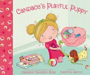 Candace's Playful Puppy book image