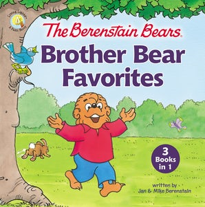 The Berenstain Bears Brother Bear Favorites book image