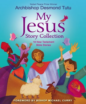 My Jesus Story Collection book image