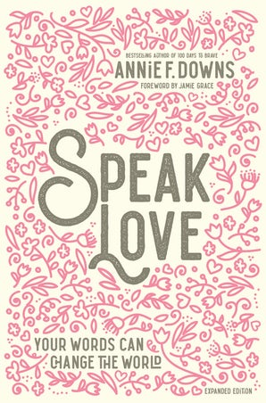 Speak Love book image
