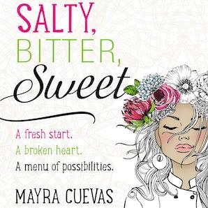 Salty, Bitter, Sweet book image