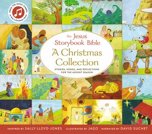 The Jesus Storybook Bible A Christmas Collection book image