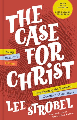 The Case for Christ Young Reader's Edition book image
