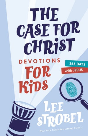 The Case for Christ Devotions for Kids book image