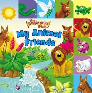 The Beginner's Bible My Animal Friends book image