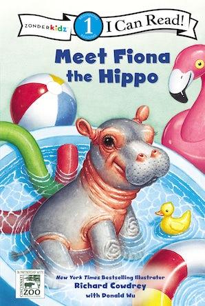 Meet Fiona the Hippo book image