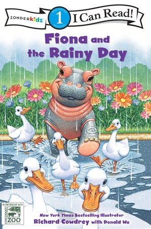 Fiona and the Rainy Day book image