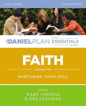 Faith Study Guide with DVD book image