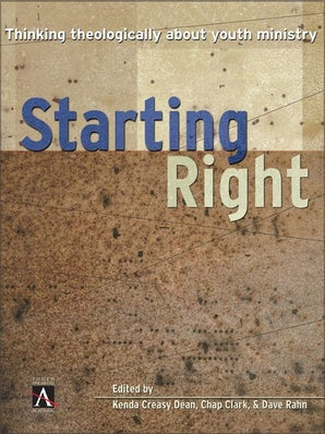 Starting Right book image