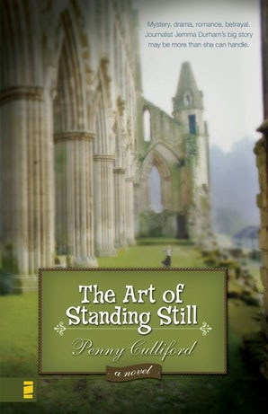The Art of Standing Still book image