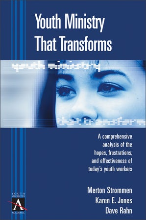 Youth Ministry That Transforms book image