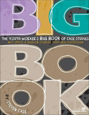 The Youth Worker's Big Book of Case Studies book image