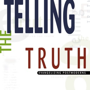 Telling the Truth book image