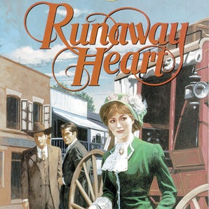 Runaway Heart Downloadable audio file UBR by Jane Peart