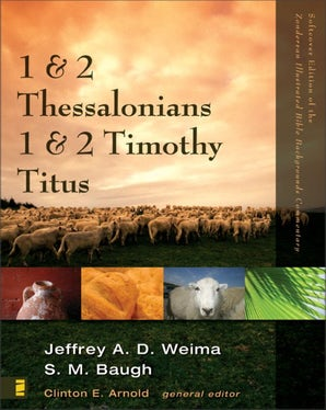 1 and 2 Thessalonians, 1 and 2 Timothy, Titus book image