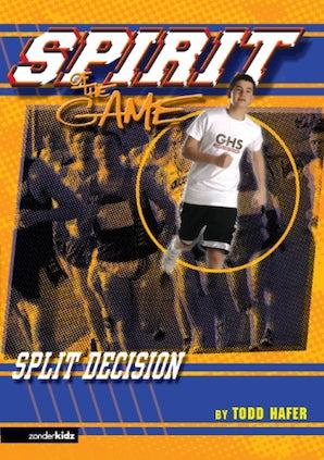 Split Decision book image