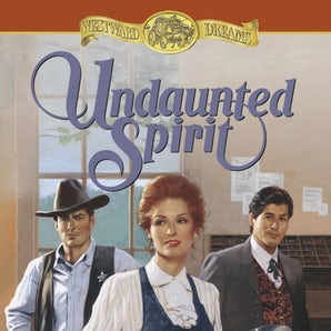 Undaunted Spirit Downloadable audio file UBR by Jane Peart