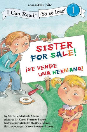 Sister For Sale! /  Hermana a la venta book image