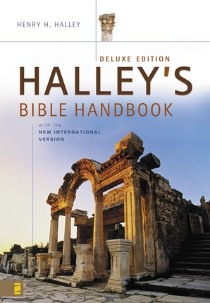 Halley's Bible Handbook with the New International Version---Deluxe Edition book image