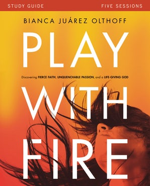 Play with Fire Study Guide book image