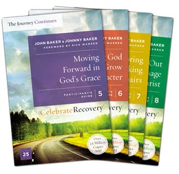 Celebrate Recovery: The Journey Continues Participant