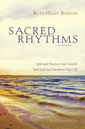 Sacred Rhythms Participant's Guide with DVD book image