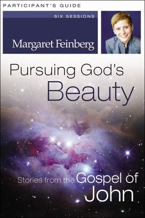 Pursuing God's Beauty Participant's Guide with DVD the book image