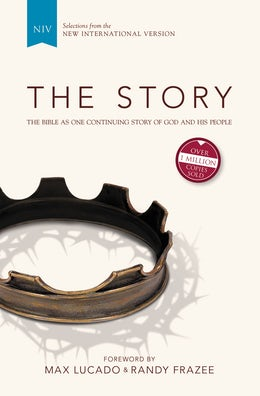 NIV, The Story, Hardcover