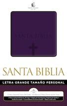 Biblia Letra Grande Tamaño Personal