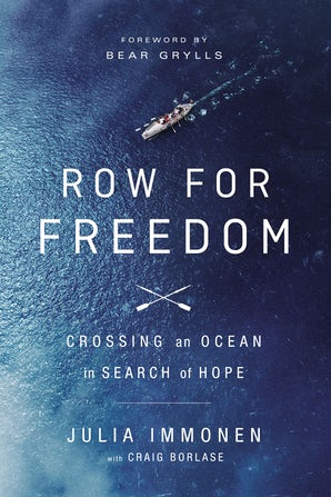 Row for Freedom book image