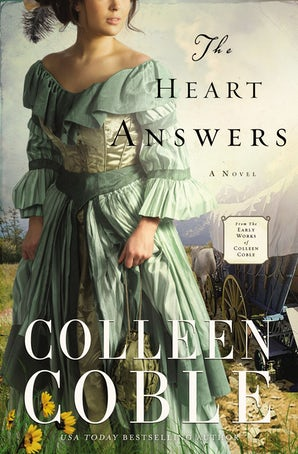 The Heart Answers Paperback  by Colleen Coble