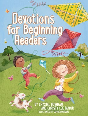 Devotions for Beginning Readers book image
